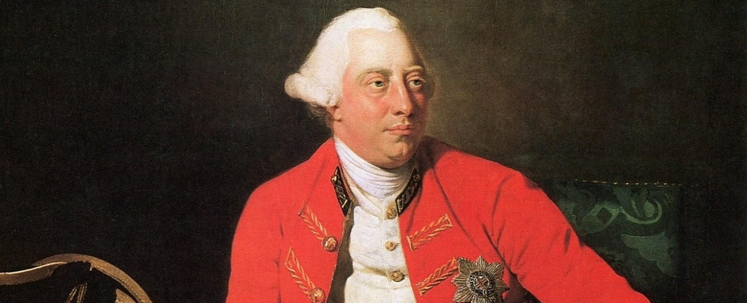 Král Jiří III. - Moc a šílenství