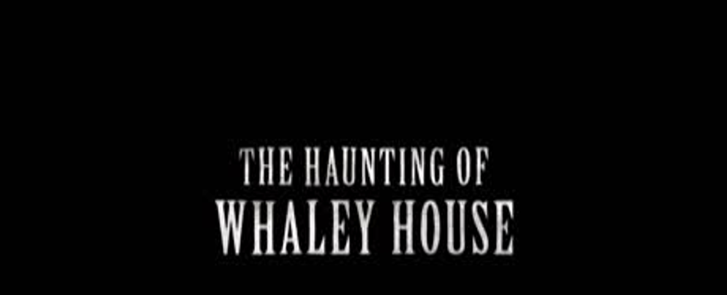 Prokletí ve Whaley House
