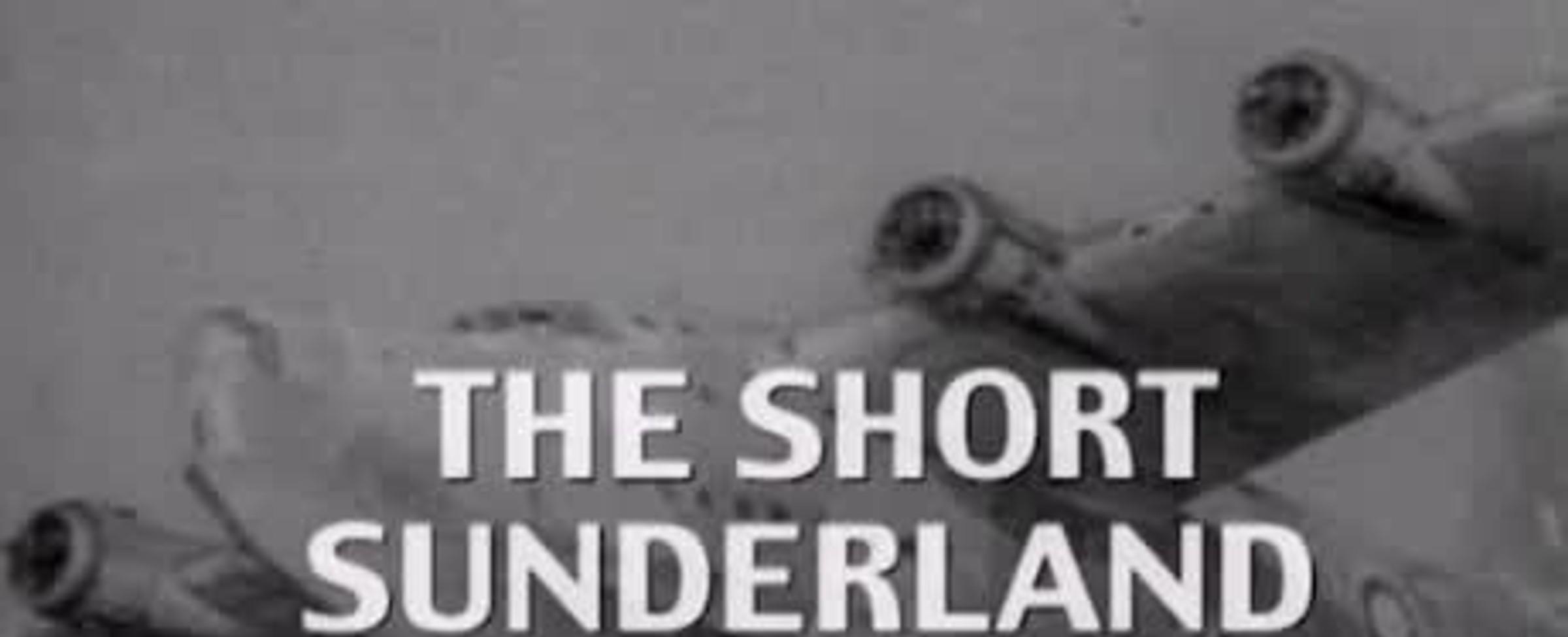 Hydroplán Sunderland