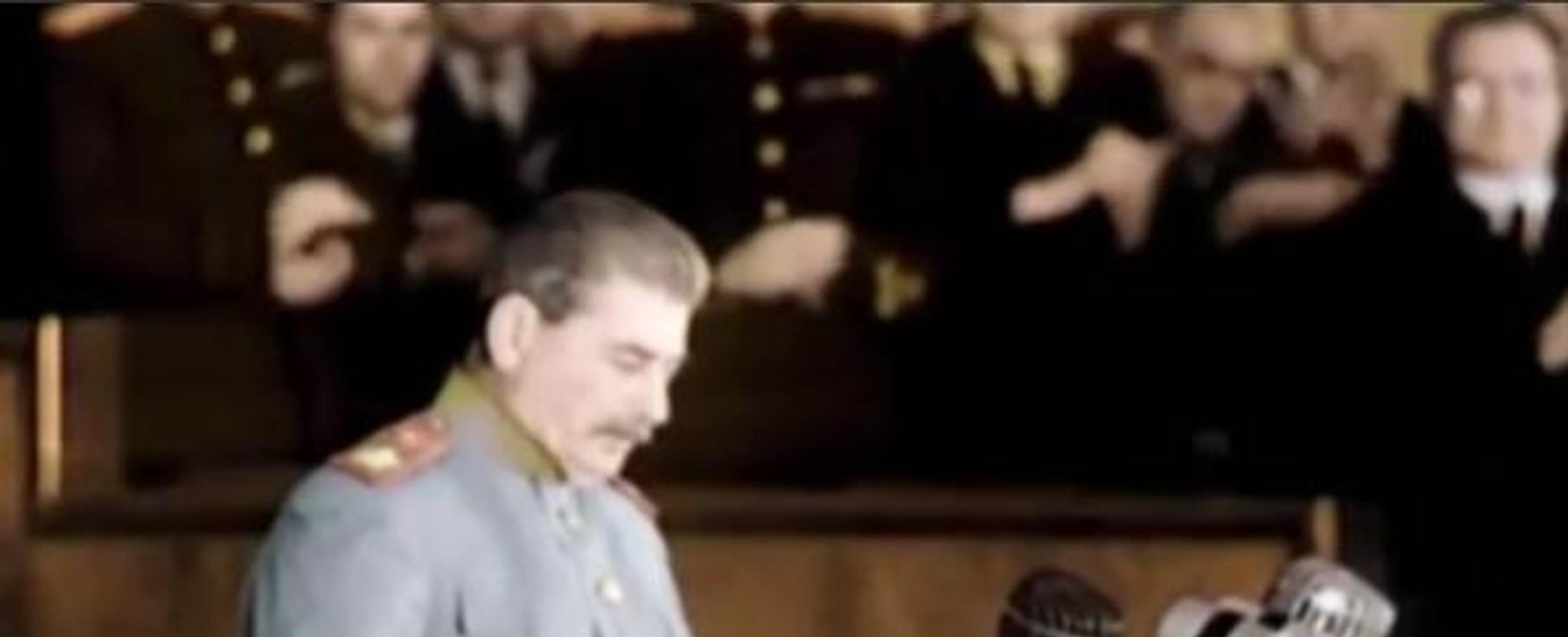 Tajný život Josifa Stalina