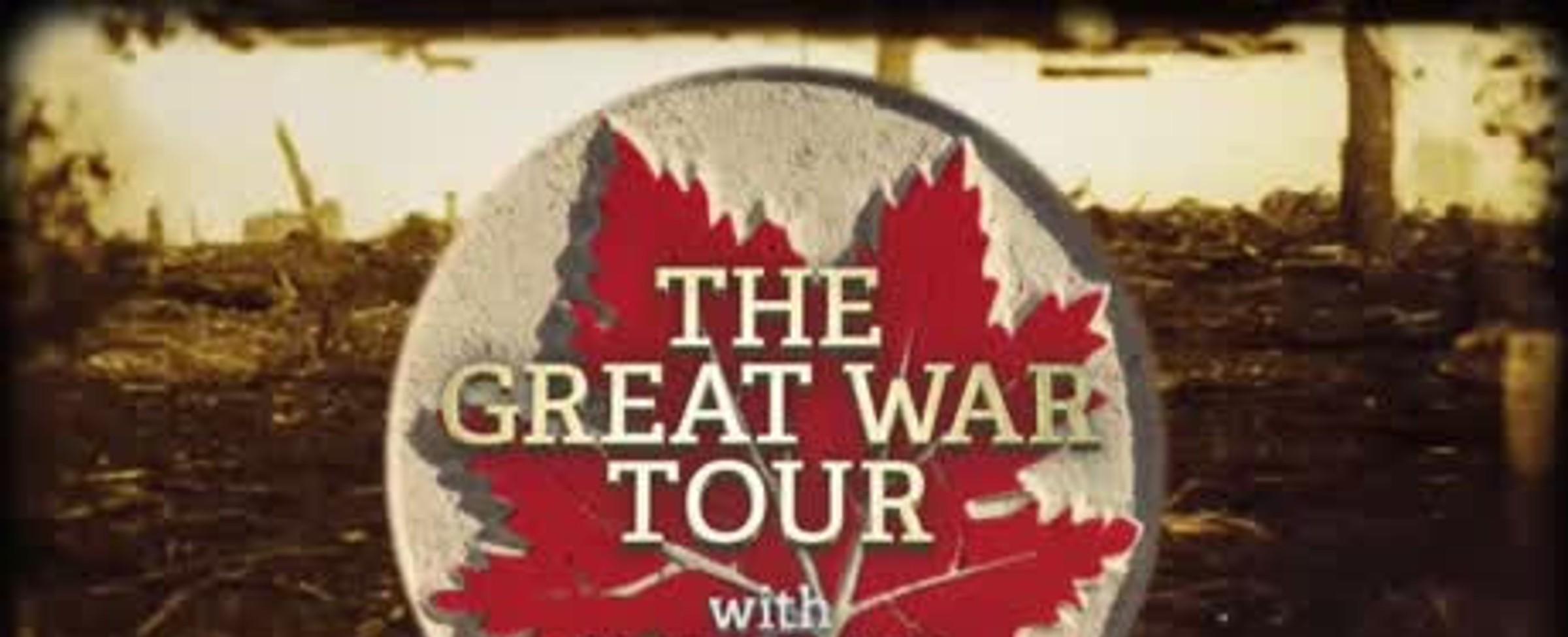 Velká válečná cesta s Normem Christiem