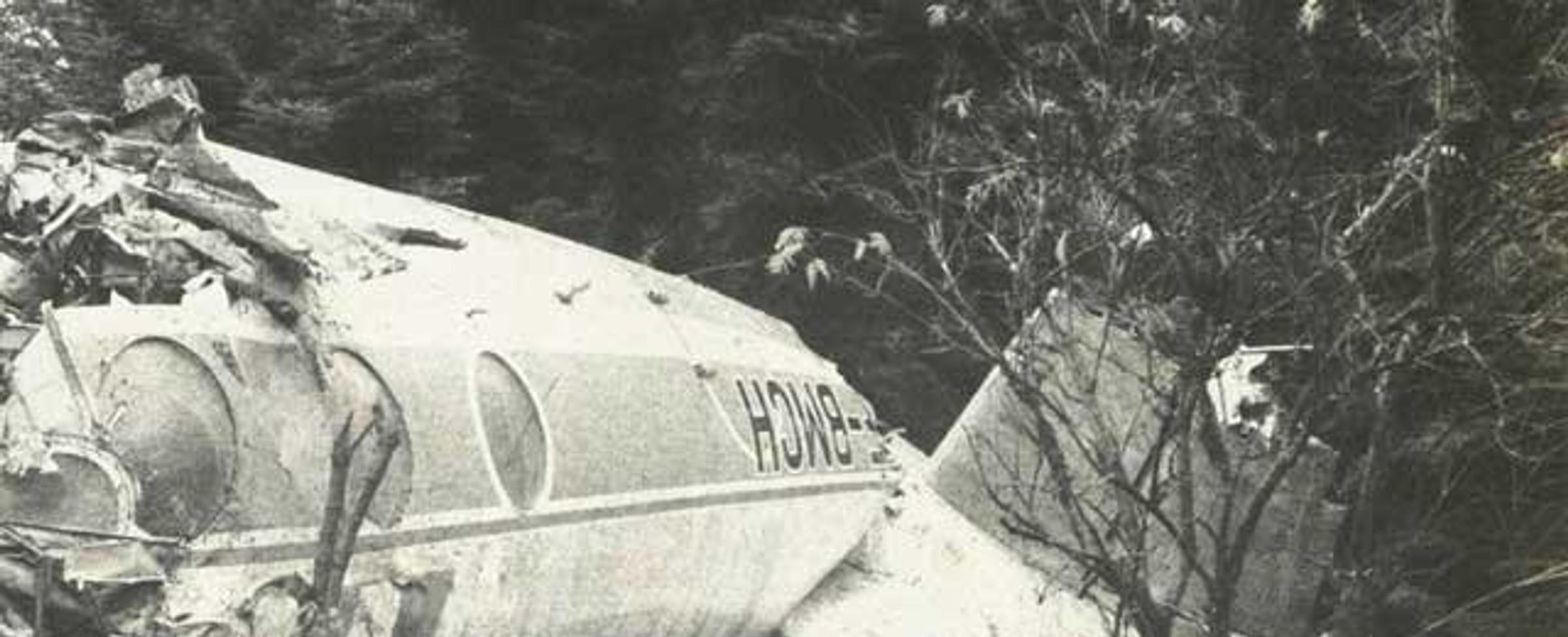 Havárie letadla u Noiretable