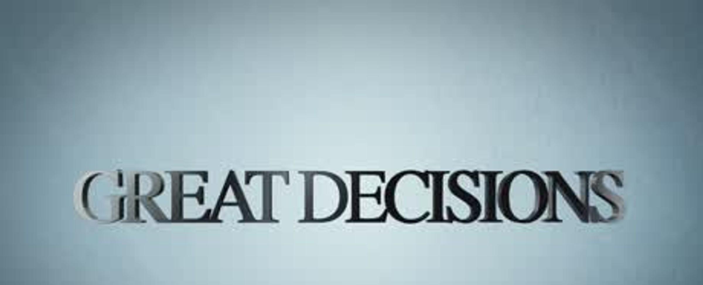 Zásadní rozhodnutí