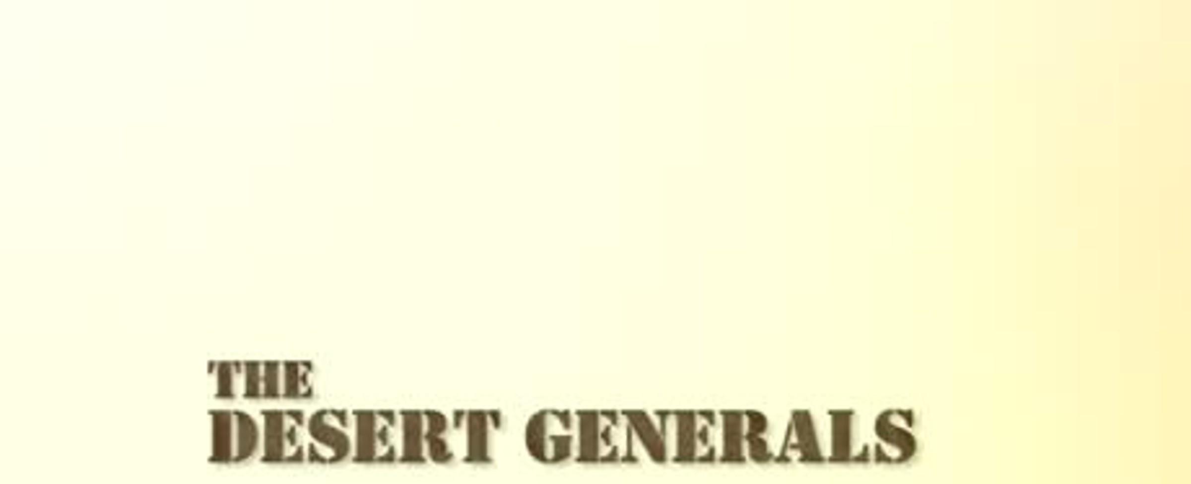 Pouštní generálové