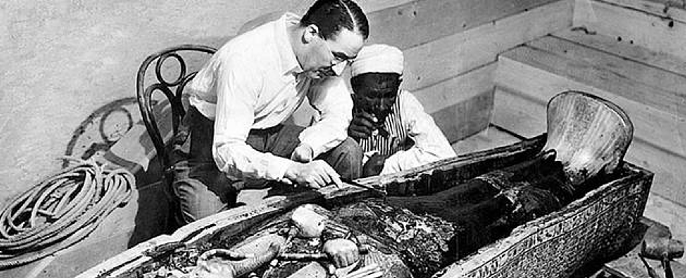 Jak zemřel Tutanchamon