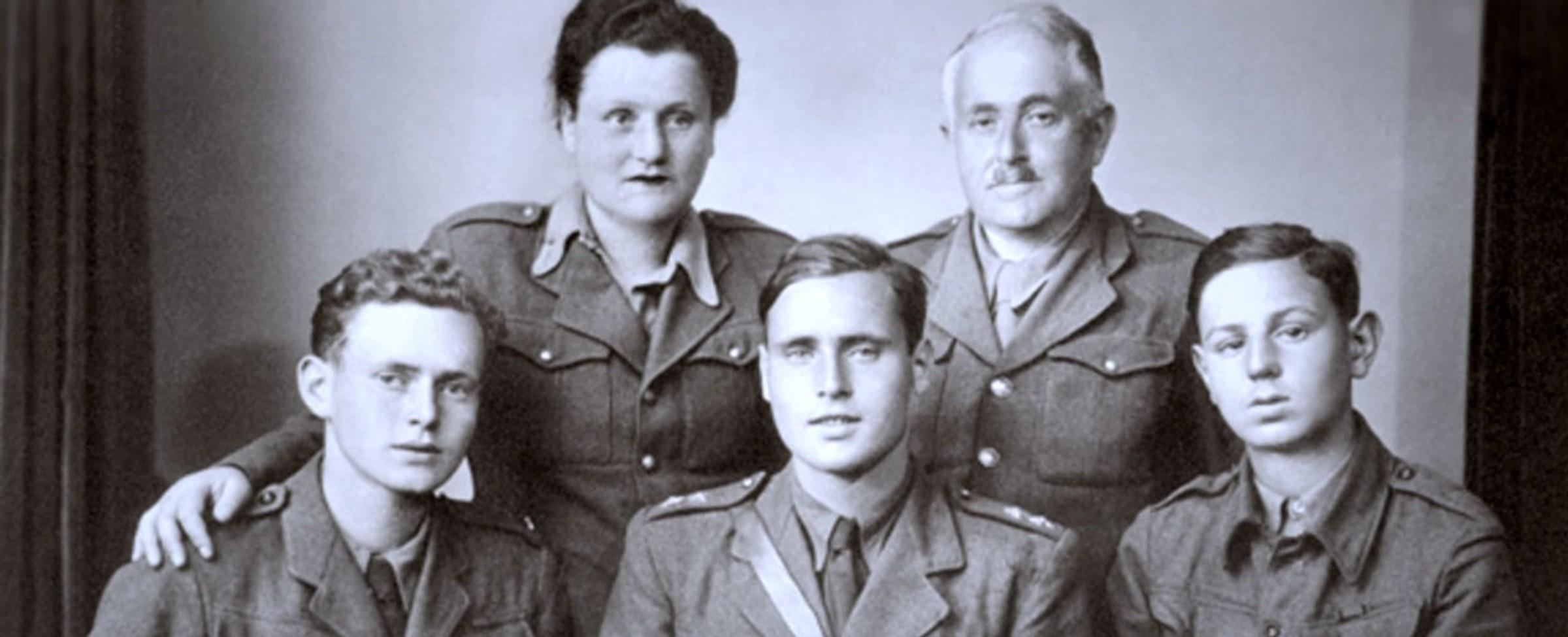 Bojovníci ze Západní a Východní fronty – deníček RAF