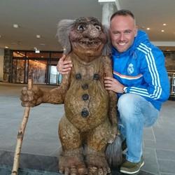 Pavel Bruchala v Nórsku
