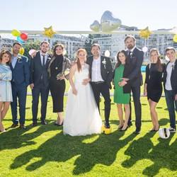 Svadba Paľa a Lucie z Nového života v júni 2022