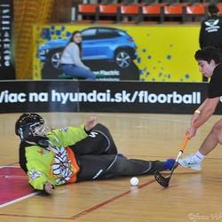 Krajský turnaj floorball SK LIGA - Michalovce