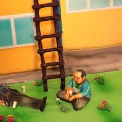 Galéria - Panelák oslavuje piate výročie, zaslúži si najlepšiu tortu!