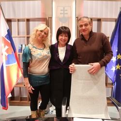 Monča a Dušan Súdna sieň