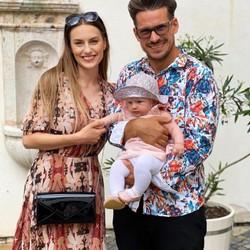 Natália Germáni, Martin Valihora a ich dcérka Zuna