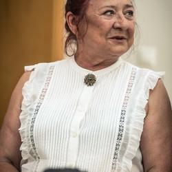 Ľudmila Molínová v čiernej komédii Hrobári