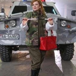 Helena Krajčiová v seriáloch