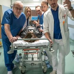František Kovár v seriáli Nemocnica