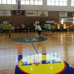 Krajský turnaj floorball SK LIGA - Žilina