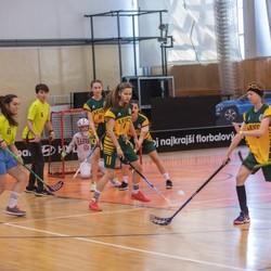Krajský turnaj floorball SK LIGA - Nitra