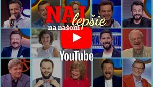 NAJlepšie na našom YouTube