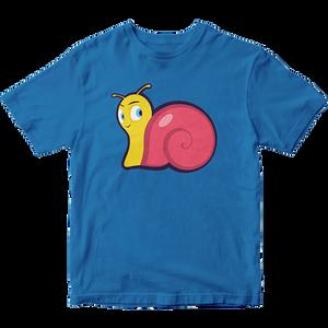 Jojko – modré bavlnené tričko