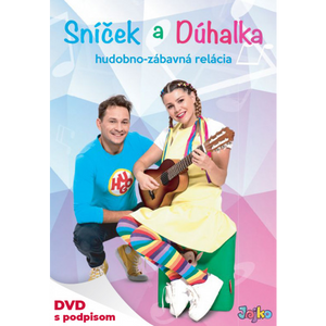DVD Sníček a Dúhalka
