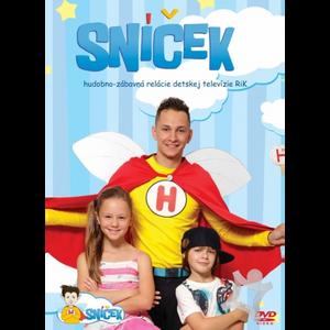 DVD Sníček