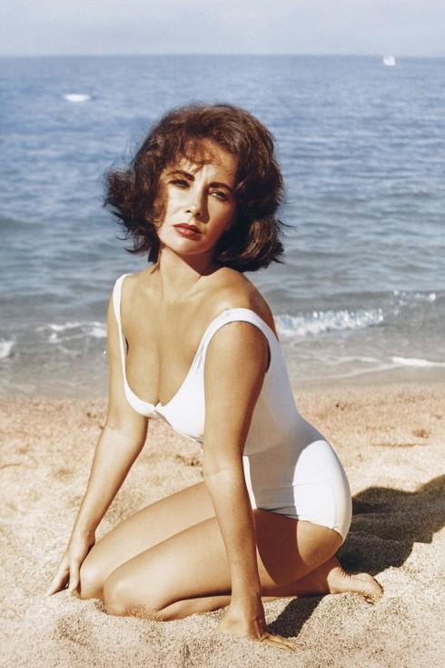 Elizabeth Taylor, 1960