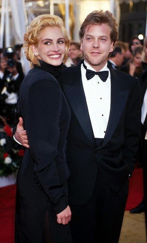 Julia Roberts a Kiefer Sutherland