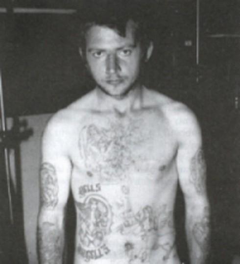 Štefan Svitek krátko po zadržaní