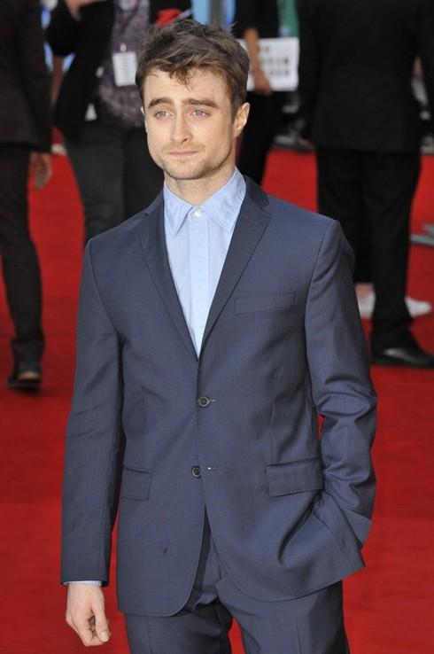 Daniel Radcliffena premiére nového filmu