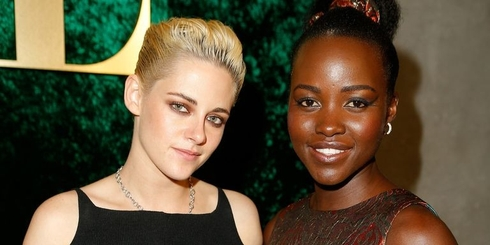 Kristen Stewart a Lupita Nyong'o
