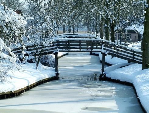 Dedinka je úžasná aj v zime