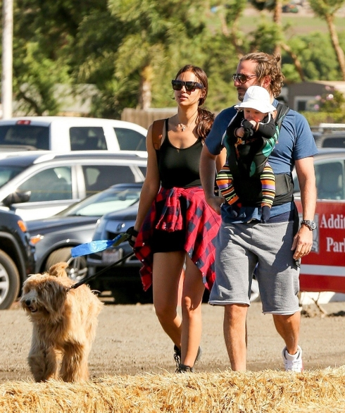 Bradley Cooper a Irina Shayk
