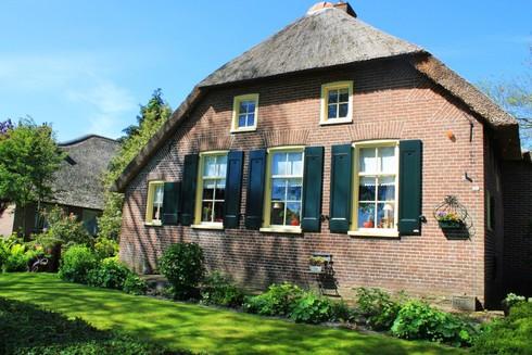 Dom v typickom holandskom štýle