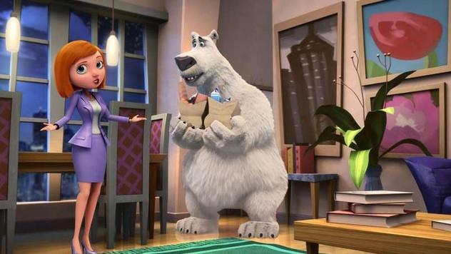 Neviete kam s deťmi v chladnom počasí  Zoberte ich do kina na Ľadovú sezónu! 1b3e781fdb9