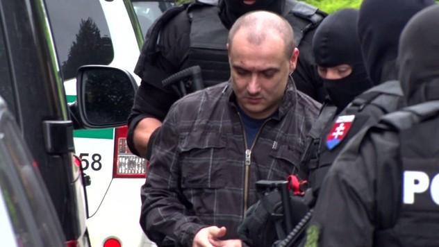 6be60f4ed Tomáš Szabó vypovedal na NAKA v Nitre k prípadu vraždy podnikateľa Molnára