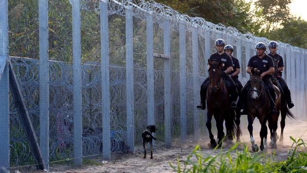 2bd1bb6772 Slovensko pošle na srbsko-maďarskú hranicu policajtov