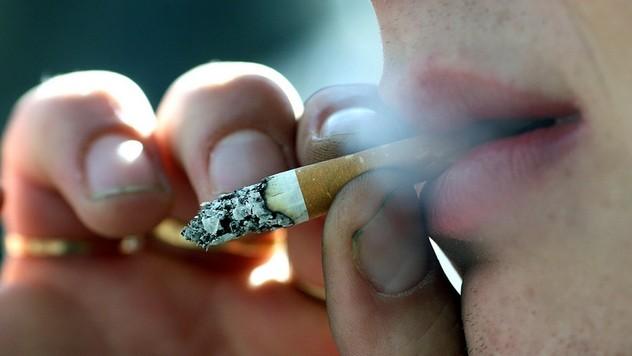 Zviazané fajčenie