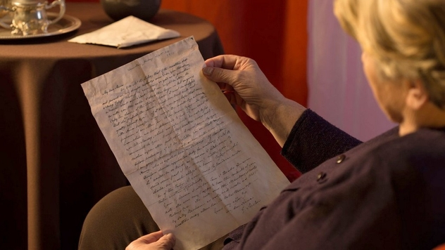0c7ddfb5a197 Pri upratovaní našla list od manžela  Jeho slová sa dotknú každej ženy