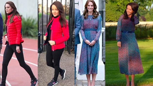 ed470d7d6372 Blogerka kupuje šaty Kate Middleton za polovičné ceny  Spoznali by ste  rozdiel
