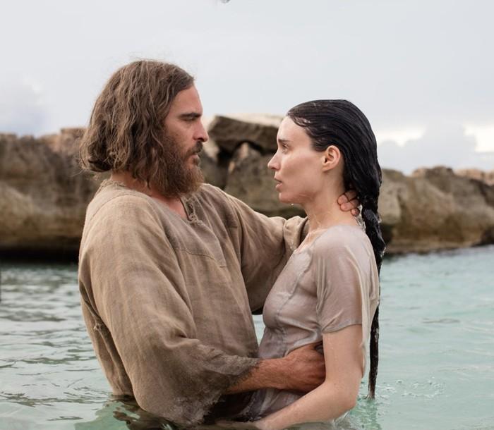Joaquin Phoenix a Rooney Mara