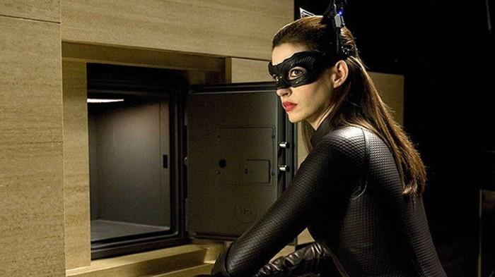 Anne Hathaway vo filme Návrat Temného rytiera