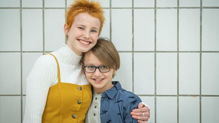 Jenny a Leo