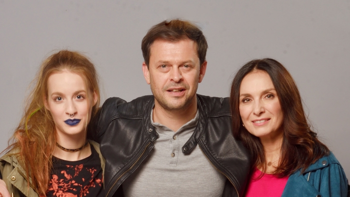 Nový život - Simona Kollárová, Alexander Bárta a Henrieta Mičkovicová