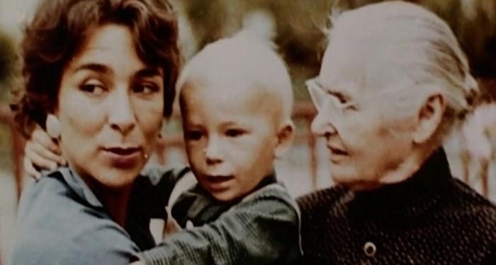 So synom Matúšom, keď bol ešte malý.