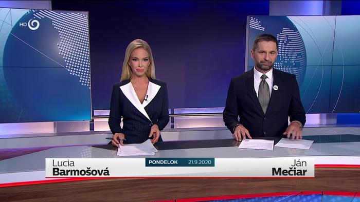 Lucka Barmošová a Janko Mečiar