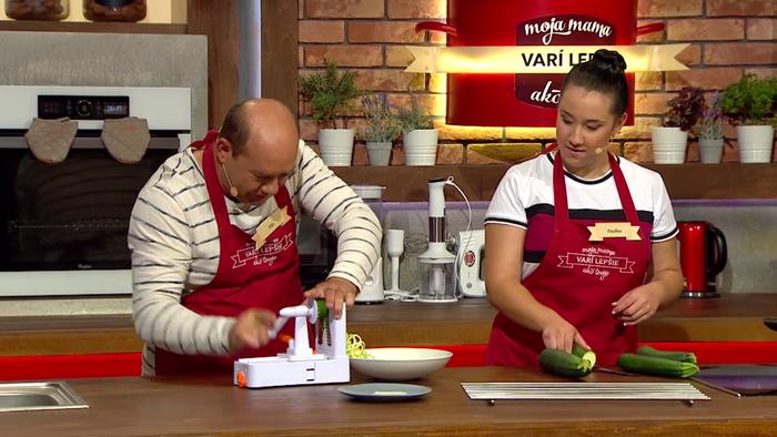 Vilo Habo vstupoval Paulíne do kuchyne pomerne často