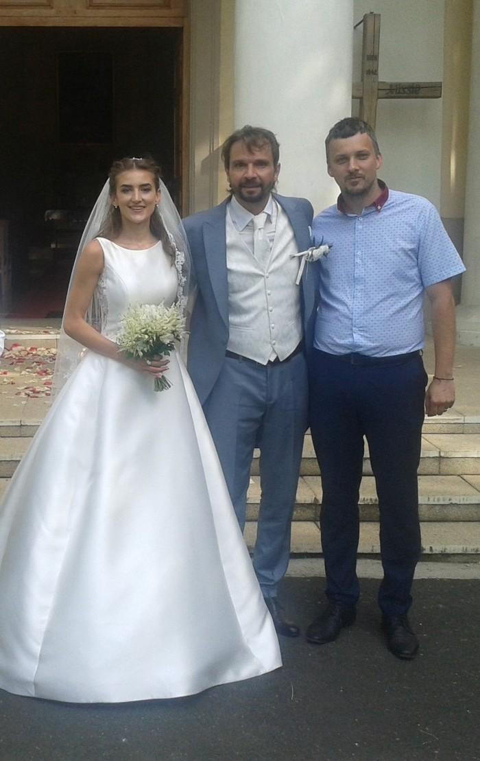 Ján Ďurovčík a Barbora Hlinková