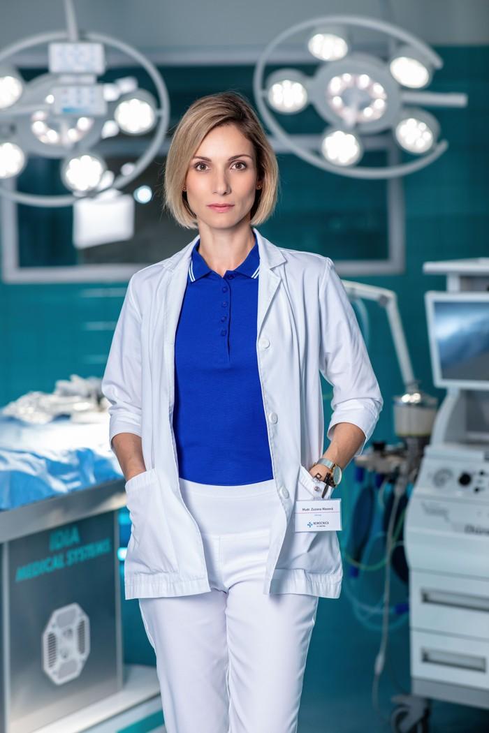 Zuzana Kanocz - MUDr. Zuzana Maxová