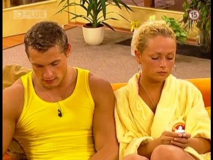 Rocky a Lenka vo Vyvolených