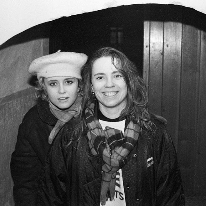 Diana Mórová a Michaela Čobejová